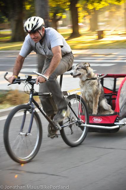 People on Bikes - Williams Ave-15