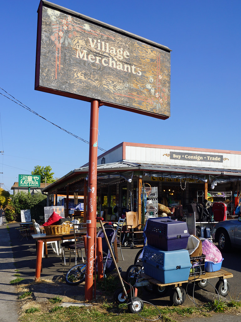 Village Merchants 3360 Southeast Division Street Portland, OR 97202
