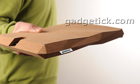 iPad Cork Case чехол для iPad 3