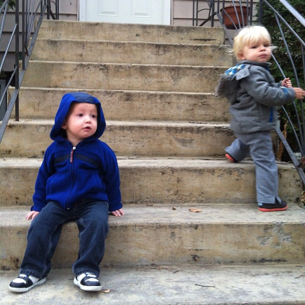 stair masters #yestergram