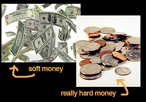 soft-money-hard-money