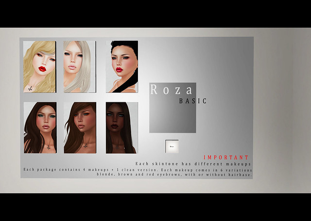 Glam Affair - Roza Basic - AD