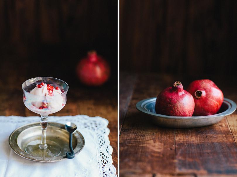 Pomegranate Gelato