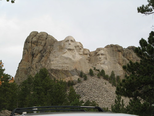 Obligatory Mt. Rushmore shot