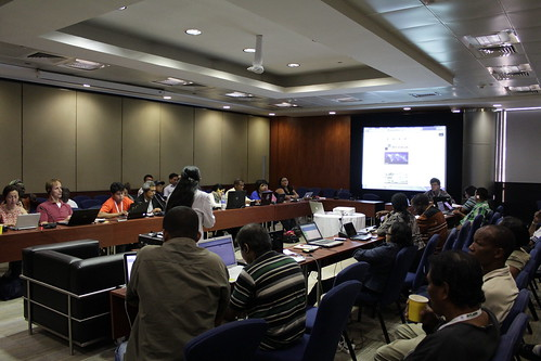 Global workshop for Indigenous and Local Communities