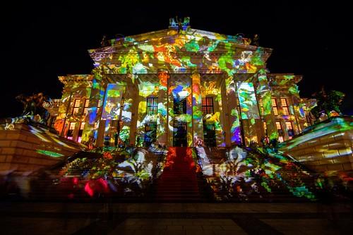 Berlin Festival of Lights 2012: Konzerthaus by Lens Daemmi