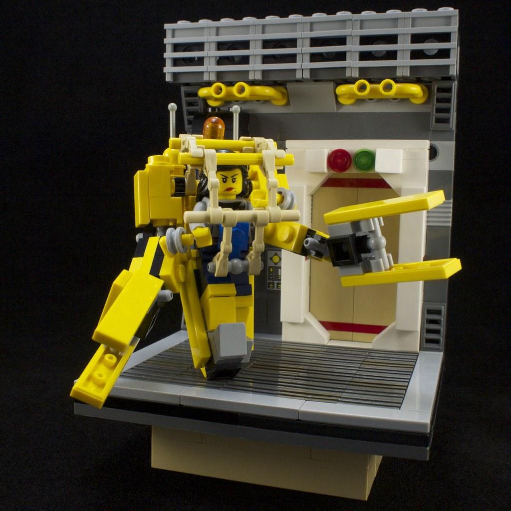 Lego Power Loader - 5