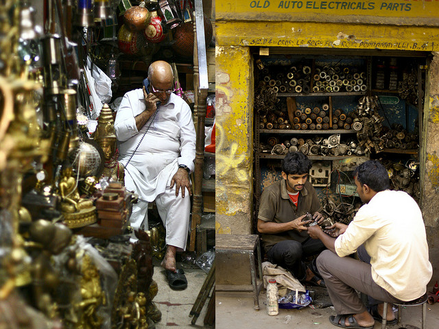 Antiques and Mechanic shop india