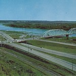 Sioux City, Iowa, Missouri River, Bridge, I-29, Interchange