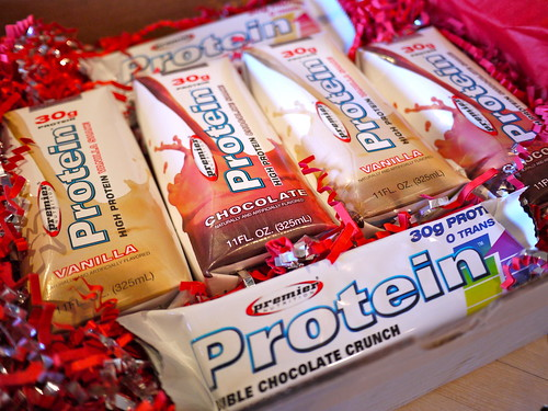 Premier Protein Bars & Shakes