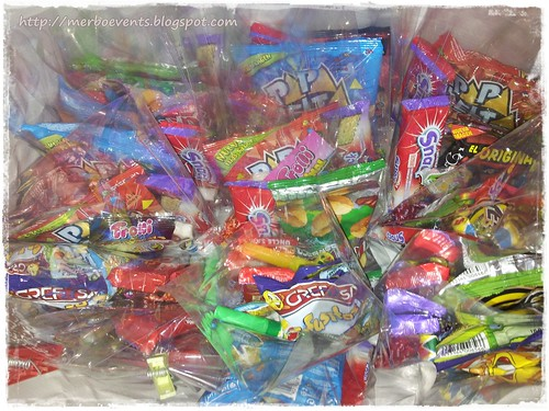 DEtalles dulces Kit de fiesta spiderman. Merbo events