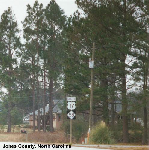 Jones County NC