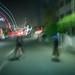 Pedalenado en la noche con Cristian y Sol (1 de 5)