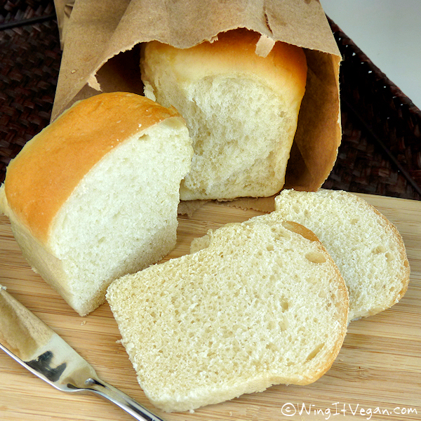 Newfoundland White Bread