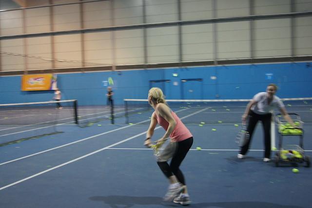 cardio tennis  DSC06514