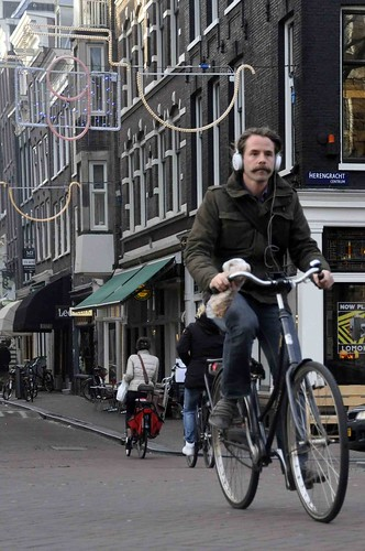 Amsterdam cycle chic