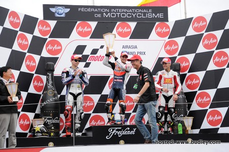 AirAsia Presents the AirAsia Grand Prix of Japan 2012