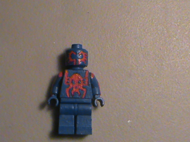 lego spiderman 2099 - photo #8