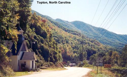 Topton NC