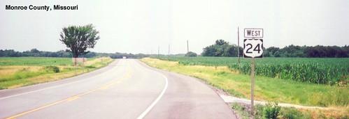 Monroe County MO