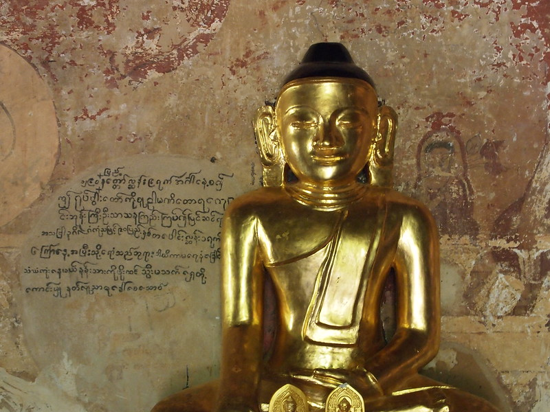 bagan-buddha