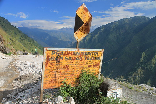 Landslide = no traffic