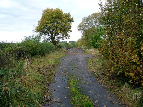 The disused Military Road