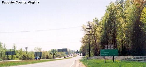 Farquier County VA