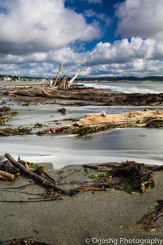 ocean wood beach water clouds landscape island washington iii 28mm driftwood filter sound 5d lands mk puget whidbey drift density neutral polarizing 5dmarkiii