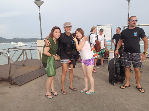 Friendliest staff in Phuket by Thailand_Divers