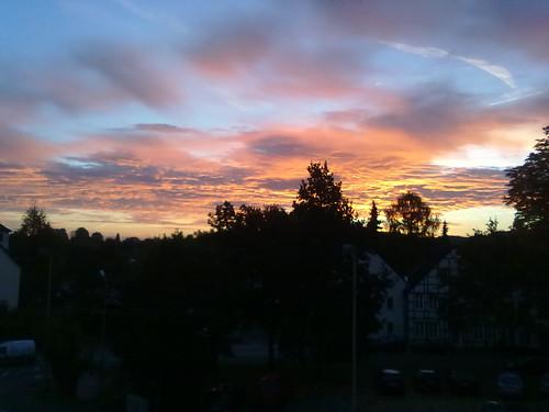 sunrise morgenrot schwerte