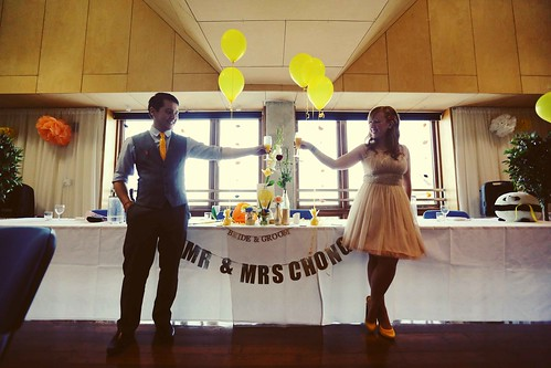 Mr & Mrs Chong