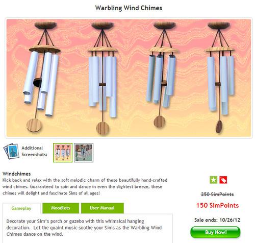 warbling