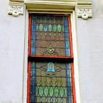 Penn-Wyatt House Stained-Glass Window 2