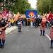 The Fire Brigade Union's pipers