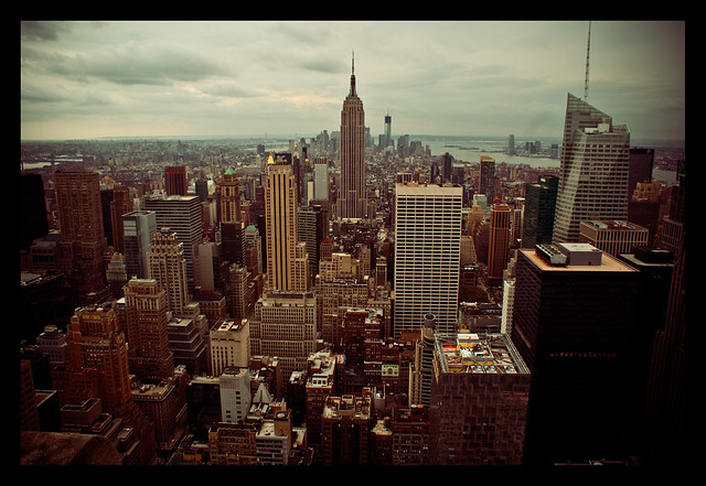 New York City...