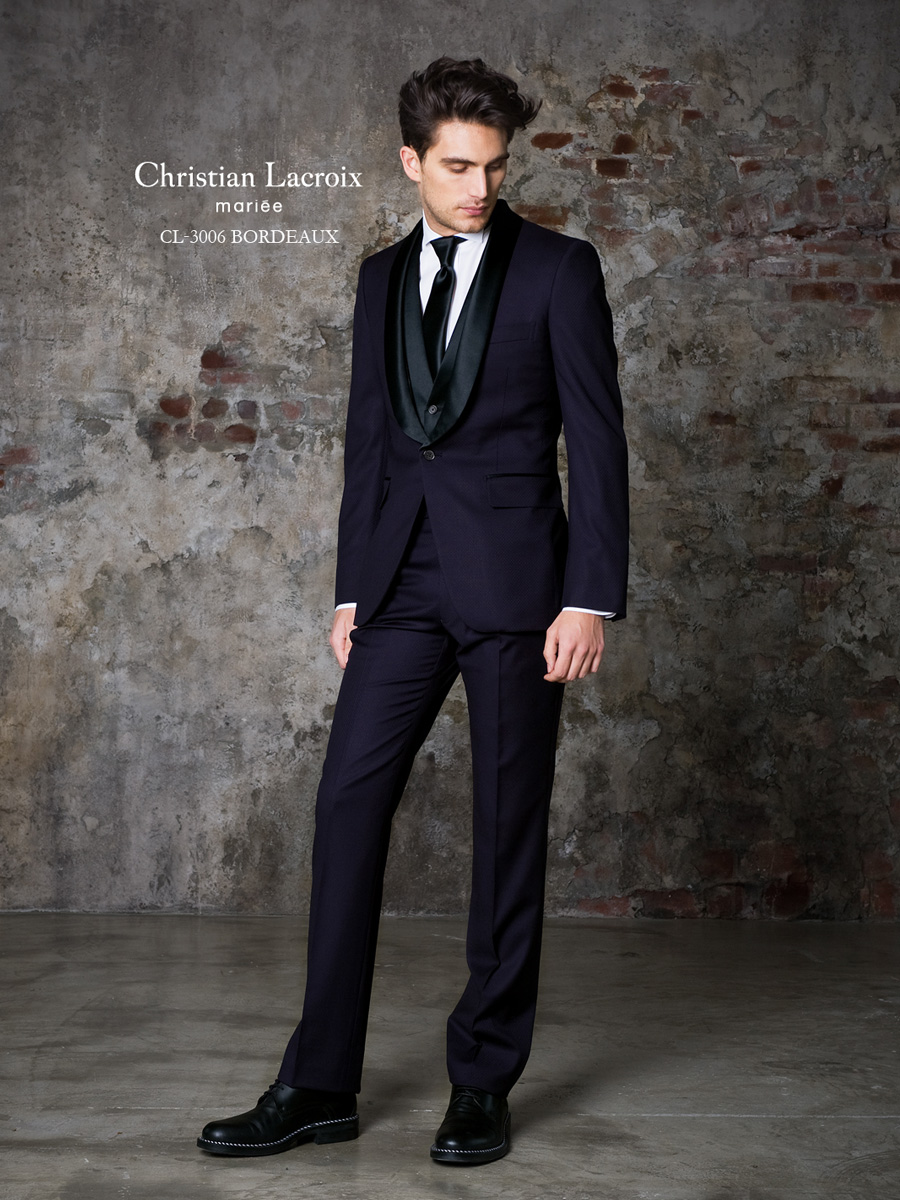 Julien Quevenne0055_TOP WEDDING MEN'S TUXEDO