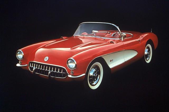 Chevrolet Corvette C1 (1953 - 1962)