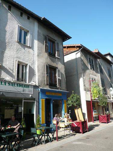 Cafe Bleue, St Junien