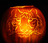 """Tig-o-Lantern"" submitted by Panthera fan"