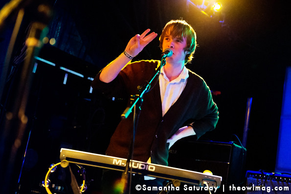 San Cisco @ The Echo, LA 10/23/12