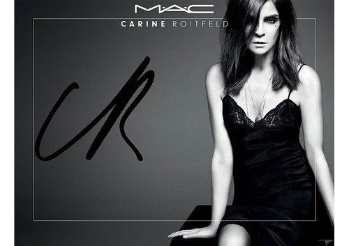 MAC Carine Roitfeld Press Kit 1