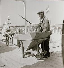Scheveningen Strand 06 Papierprikker