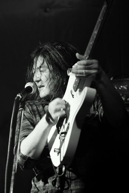 O.E. Gallagher live at Shimbashi ZZ, Tokyo, 21 Oct 2012. 322