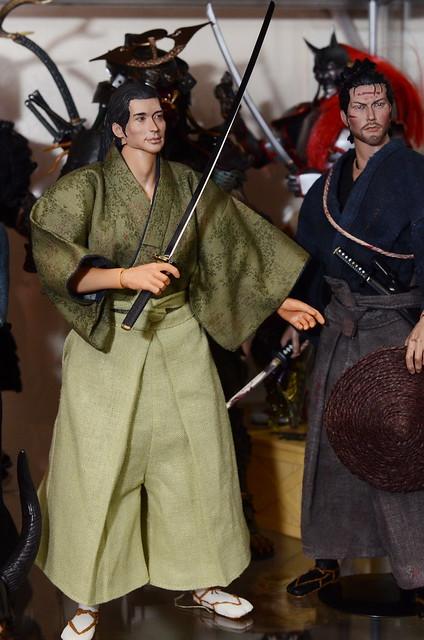 Samurai & Ninja Clan