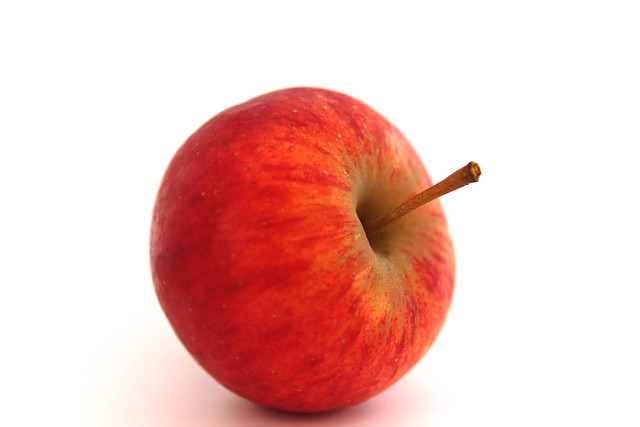 The red Apple | Flickr - Photo Sharing!