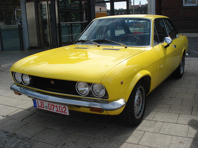 Fiat 124 sport coup 1967 1975 flickr photo sharing - 1975 fiat 124 sport coupe ...