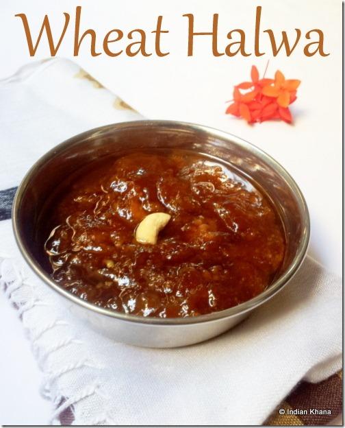 Tirunelveli (Wheat) Halwa