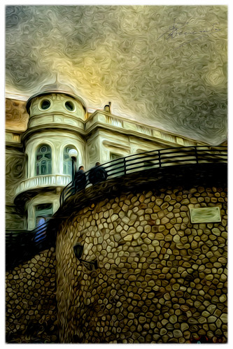 street sky art classic clouds photoshop canon buildings painting photography 50mm paint different artistic mark creative greece ii imagination 5d classical 18 imaginary oilpainting dimitris patra dimitrios tsortanidis dtsortanidis
