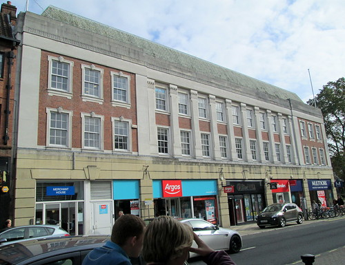 Art Deco Building, Picadilly, York